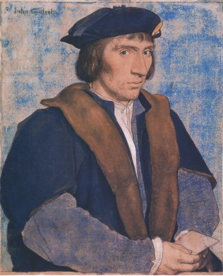 John Godsalve by Hans Holbein the Younger (c1532)