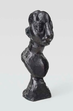 Head of Jeannette V, modelled 1913, cast 1954