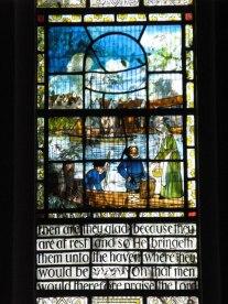 Fishermen's Window, St Margaret's Church