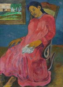 Faaturuma (Melancholic), 1891