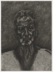 Self-Portrait: Reflection, 1996